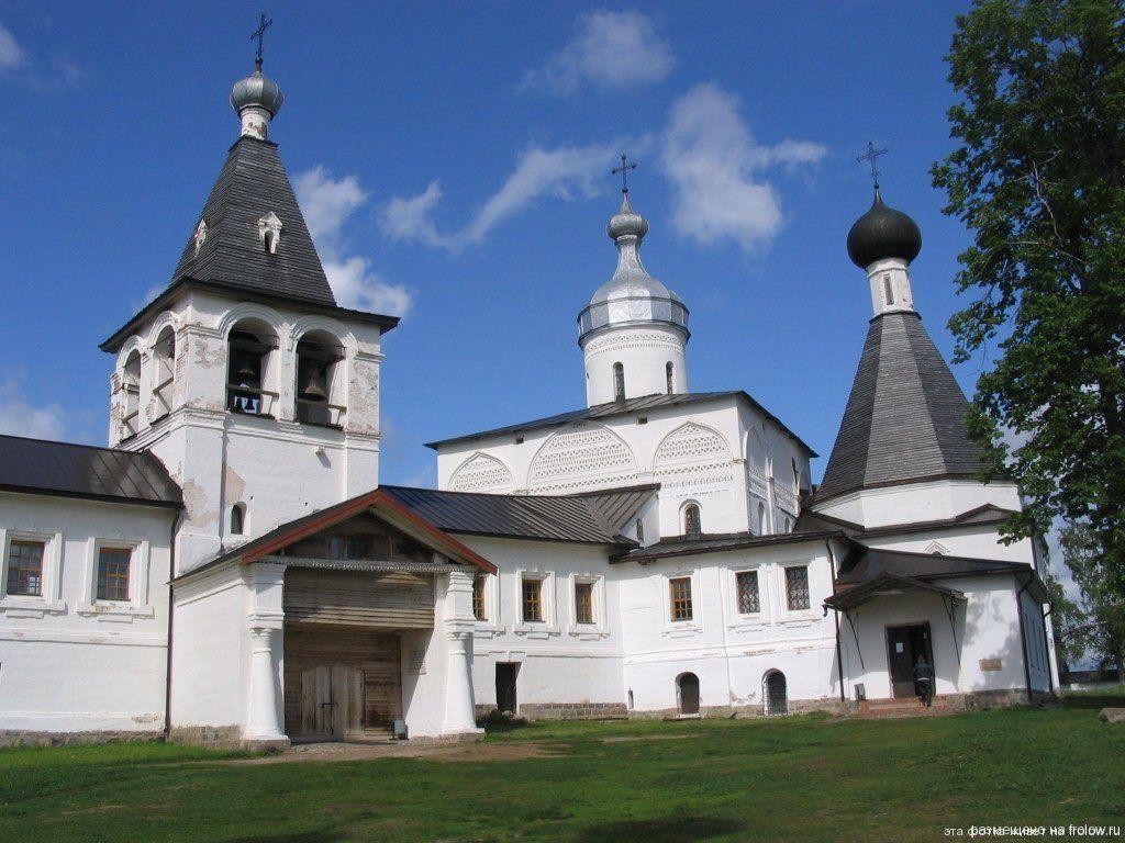 Ферапонтов монастырь в Вологодской области фото