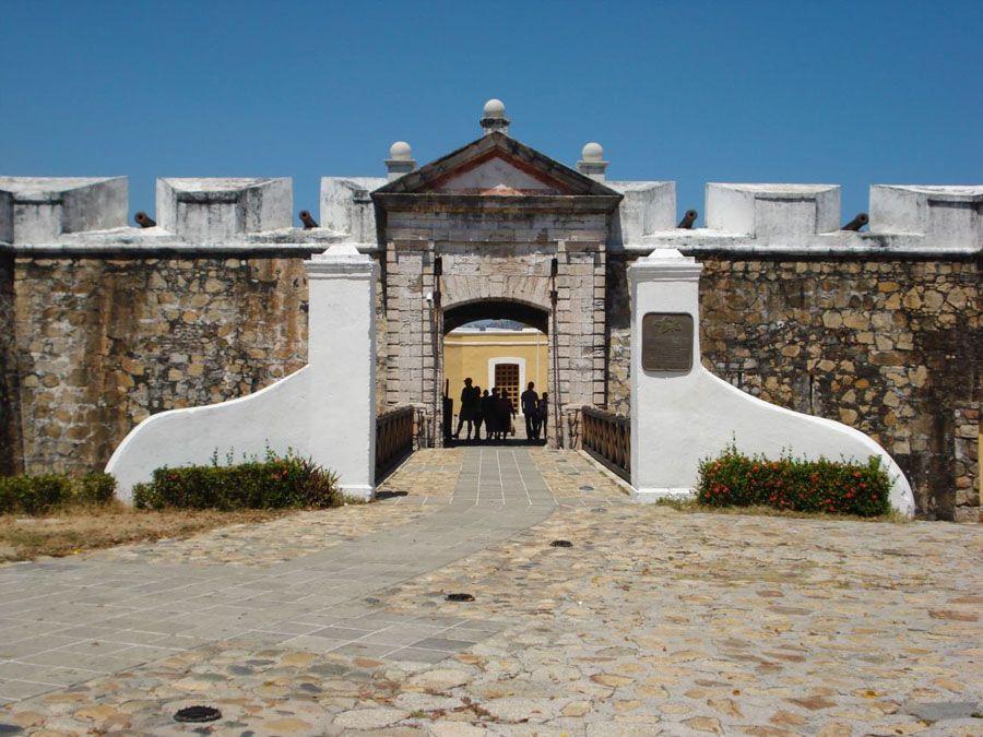 Форт Сан-Диего фотография