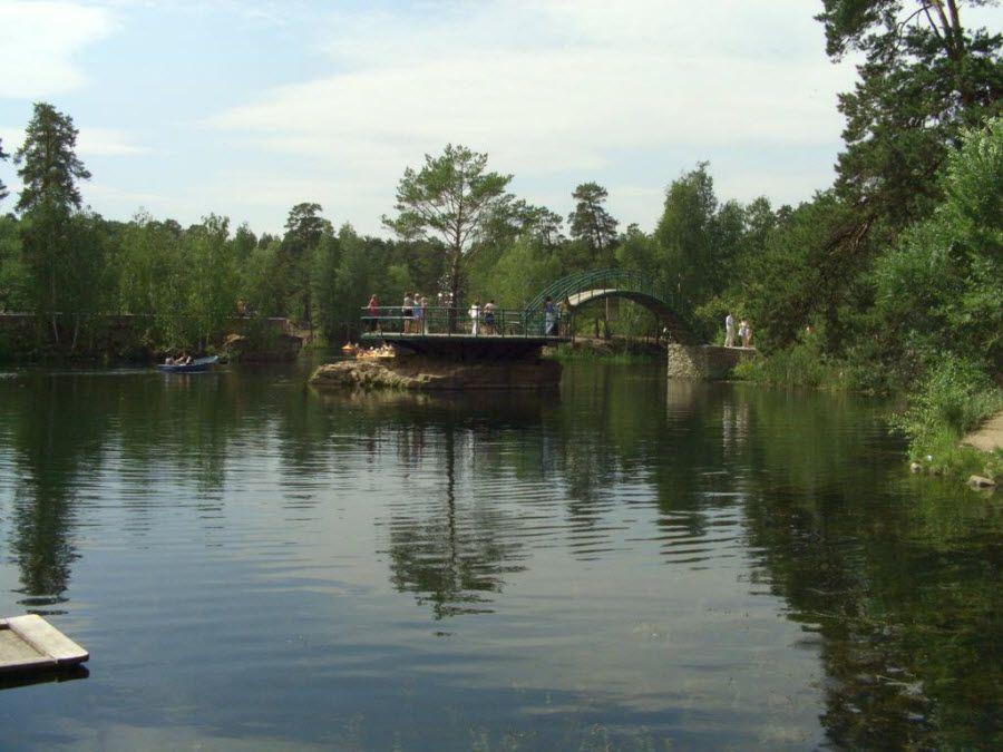 Фото природы в парке Гагарина