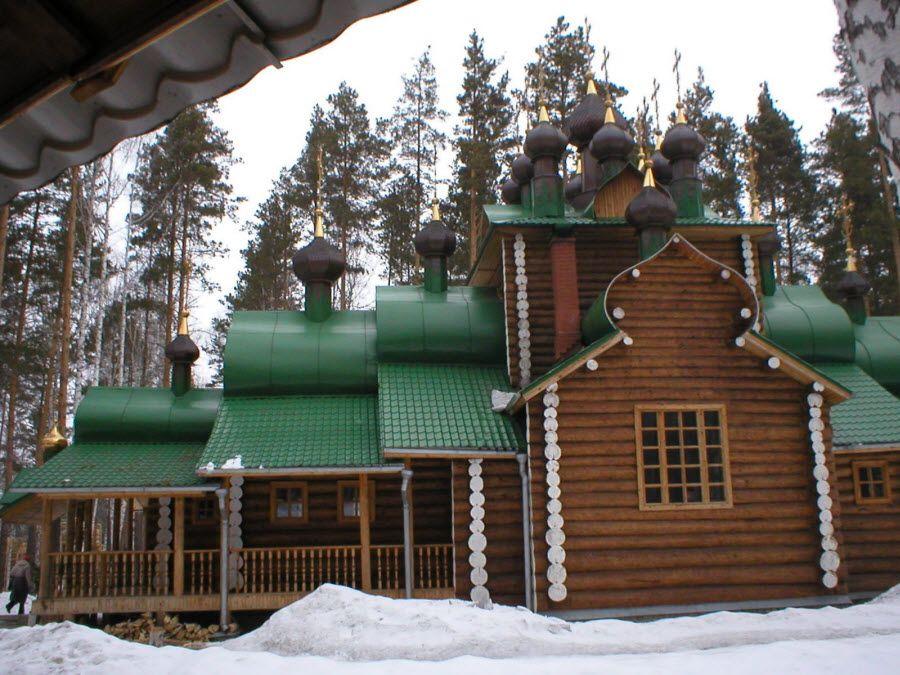 Фото Ганина Яма в Свердловской области