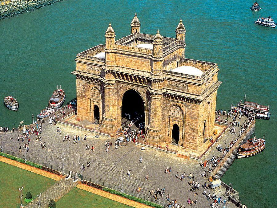 Фотография Ворот Индии в Мумбаи