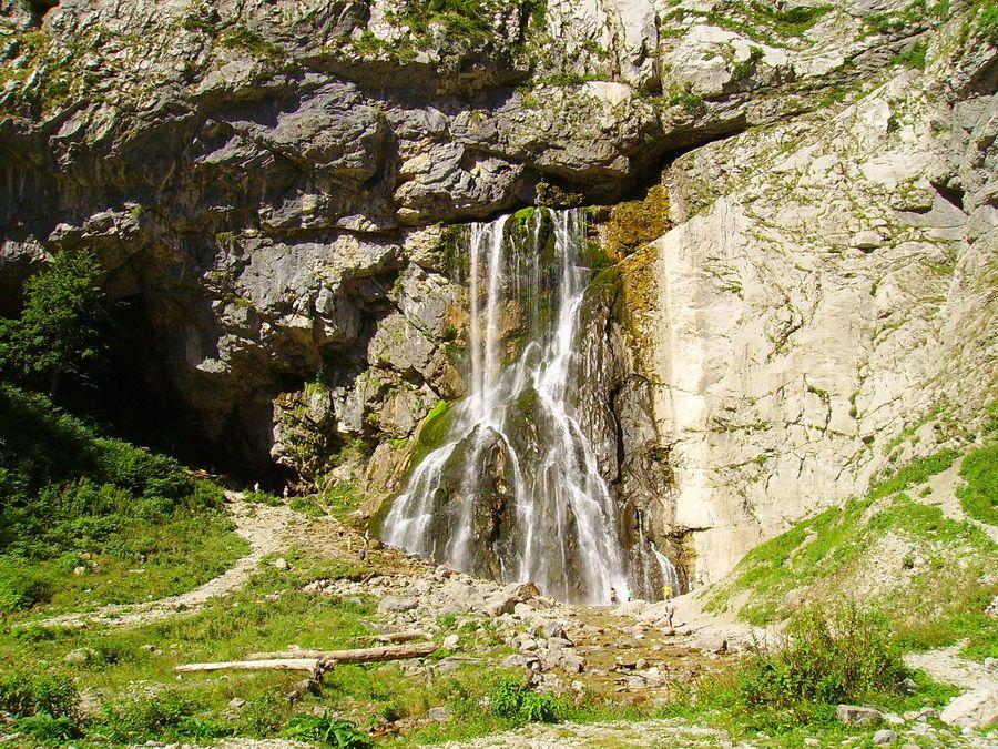 Фотография Гегского водопада