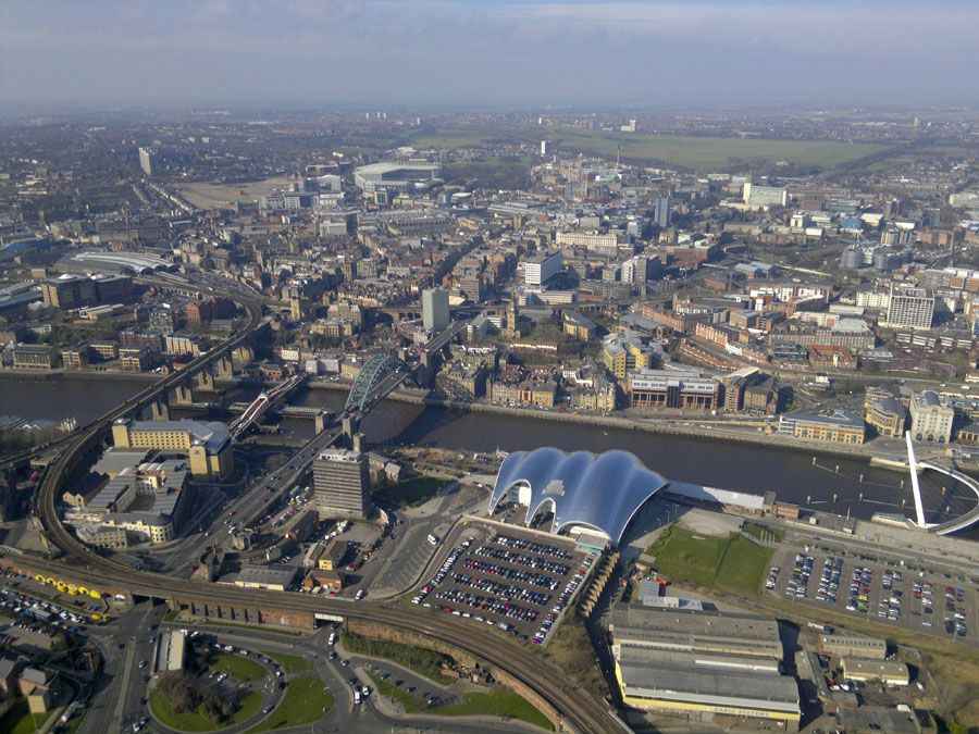 Город Глазго фото