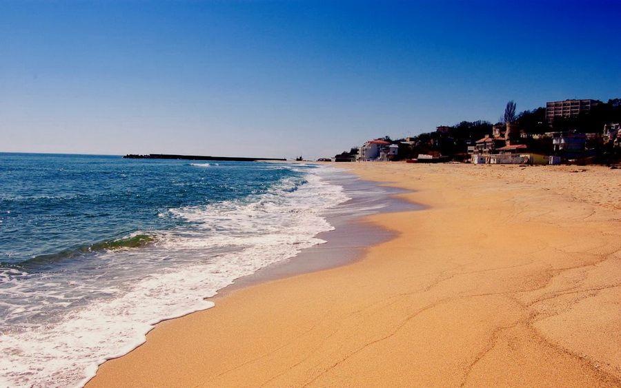 Фото курорта Золотые пески в Болгарии
