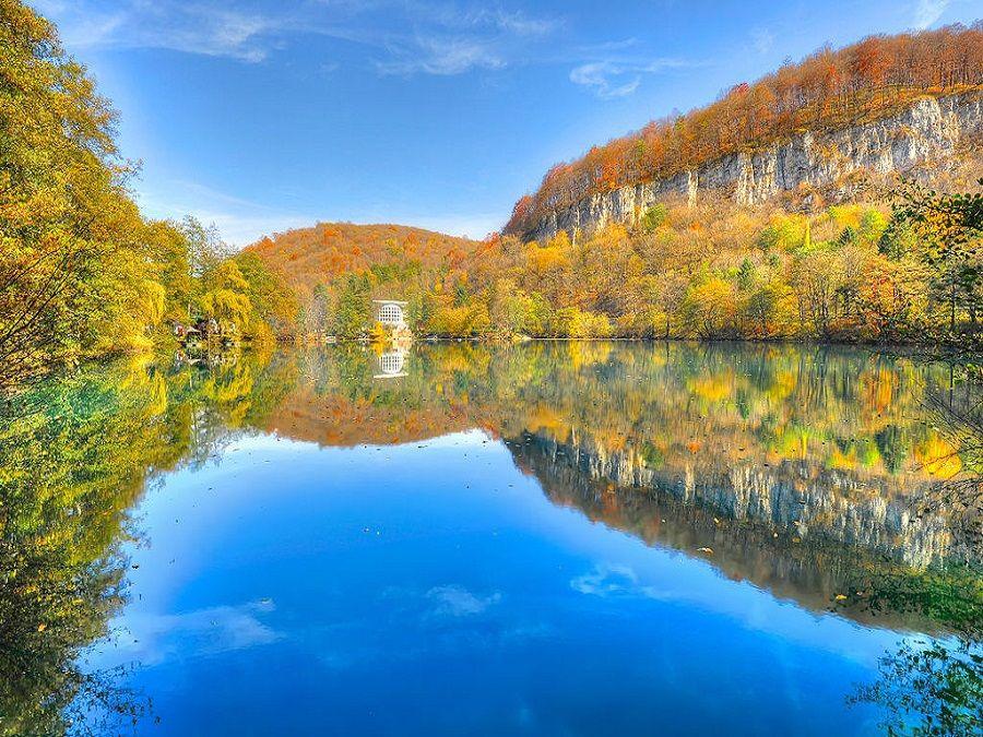 Фотография озера Чирик-Кель