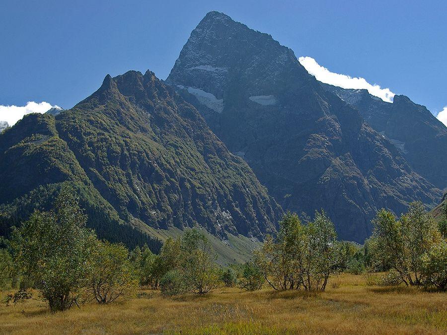 Гора Чотча фото