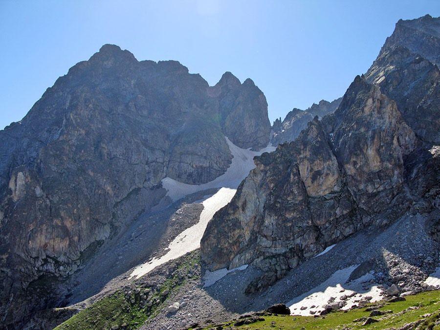 Фотография горы Кара-Джаш-Кая