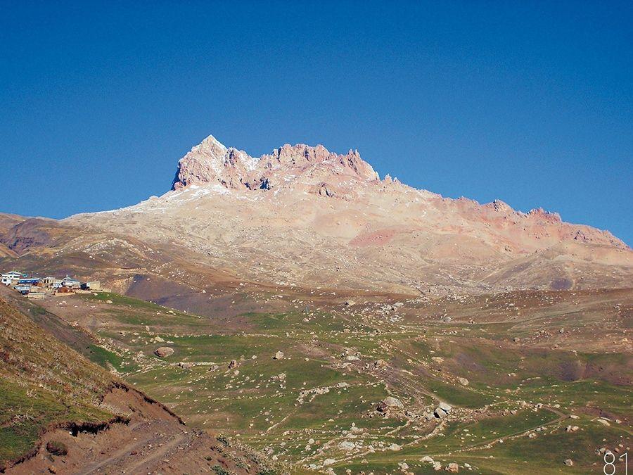 Гора Шалбуздаг фото Дагестана
