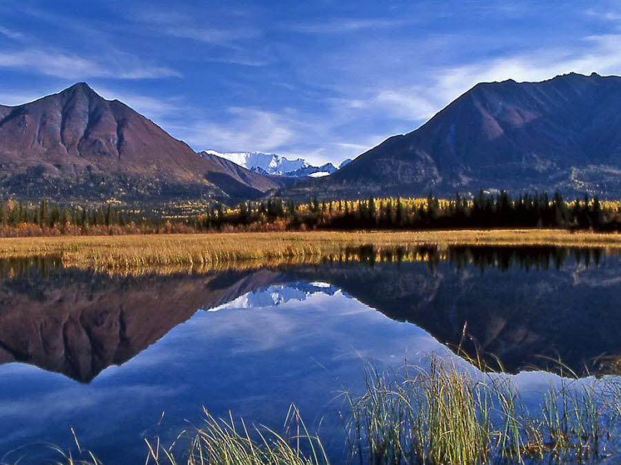 Фото горы Большого Арктического заповедника