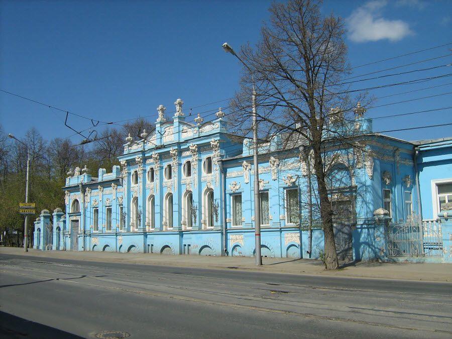 Дом Грибушина. Пермь фотография