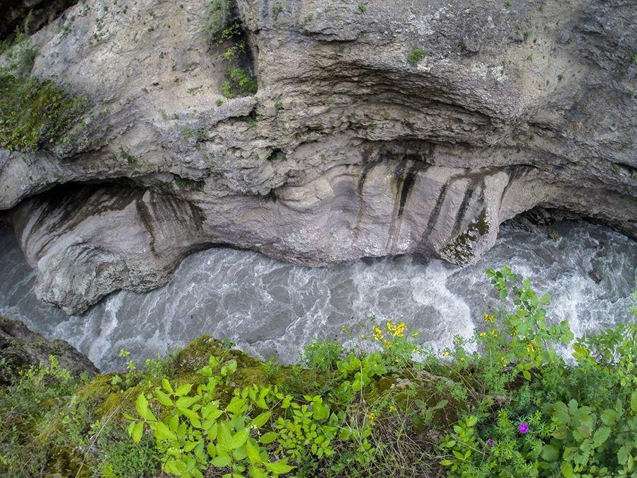 Фото каньона Туапч