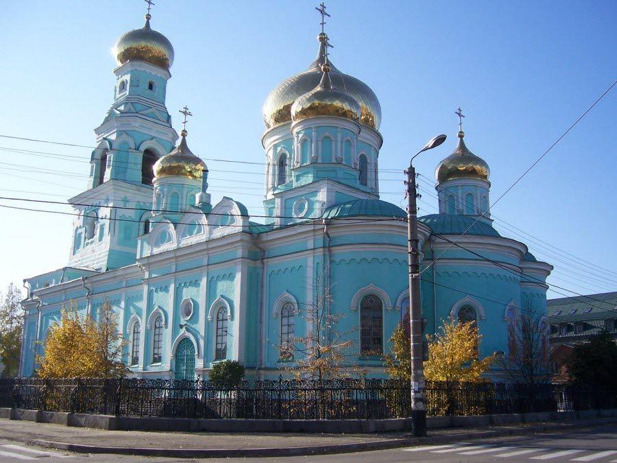 Свято-Вознесенский мужской монастырь фото