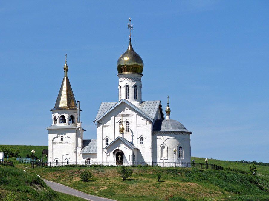 Свято-Троицкий Холковский монастырь фото