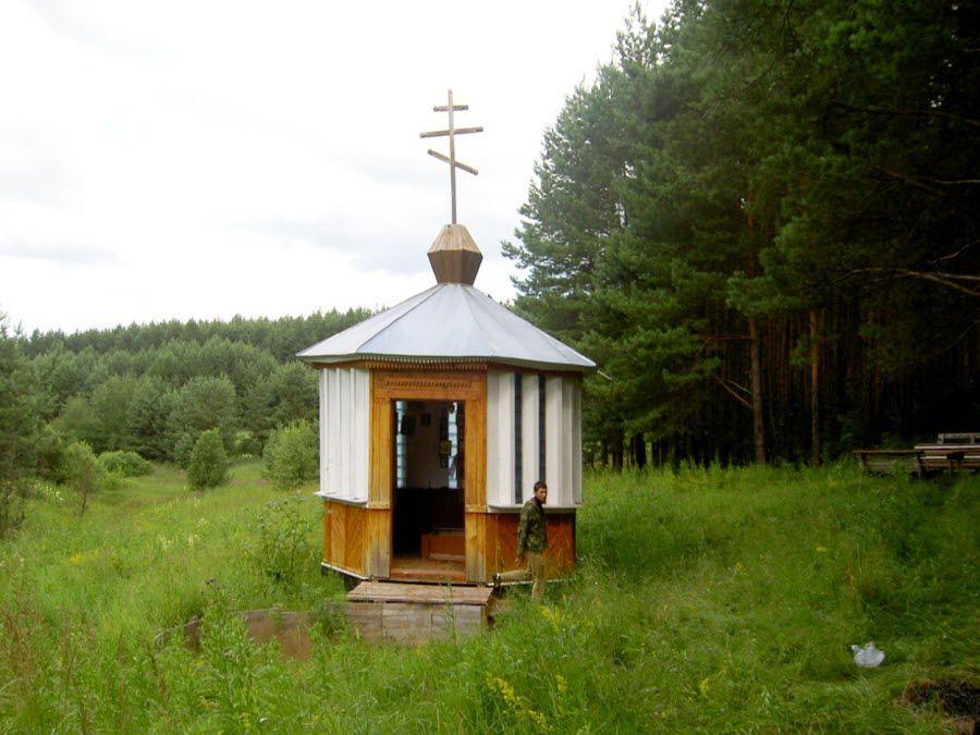 Святой источник в Тамбовской области фото