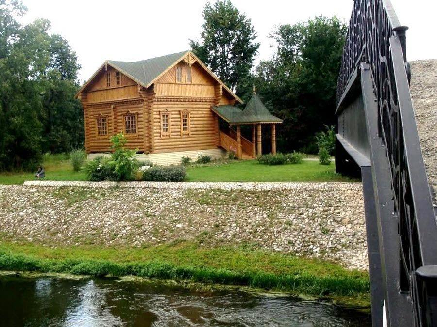 Святой источник у поселка Горелое Тамбовской области фото