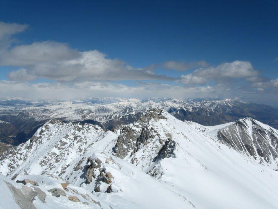Фото горы Хубсугула в Монголии