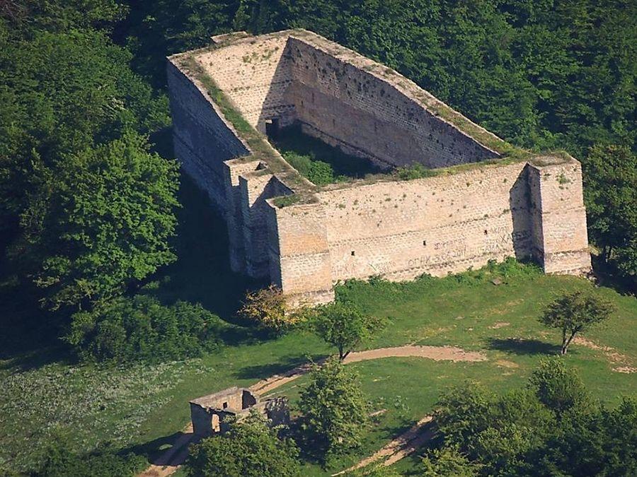 Фотография Хучнинской крепости