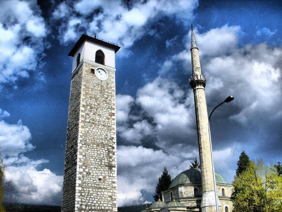 Фото мечети Гусейн-Паша