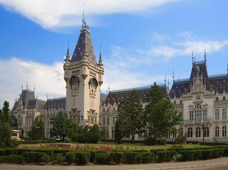 Большой Дворец Яссы фото