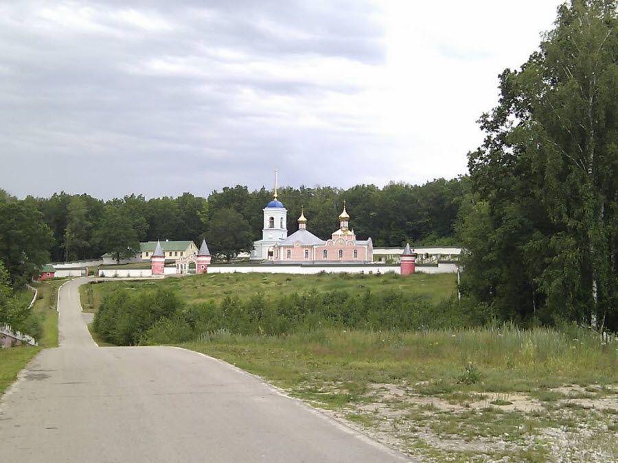 Панорама Александро-Невского храма