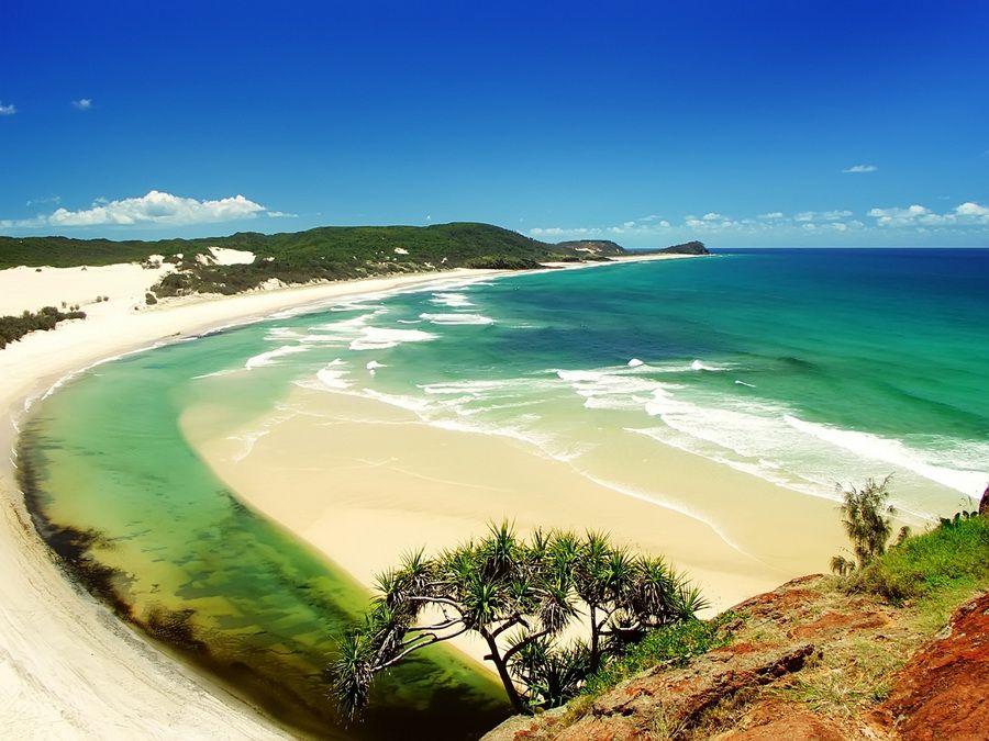 Фото красивого индийского пляжа