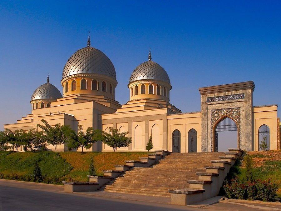 Фотография Джумы-мечети в Ташкенте