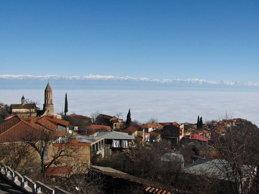 Кахетия в Грузии фото