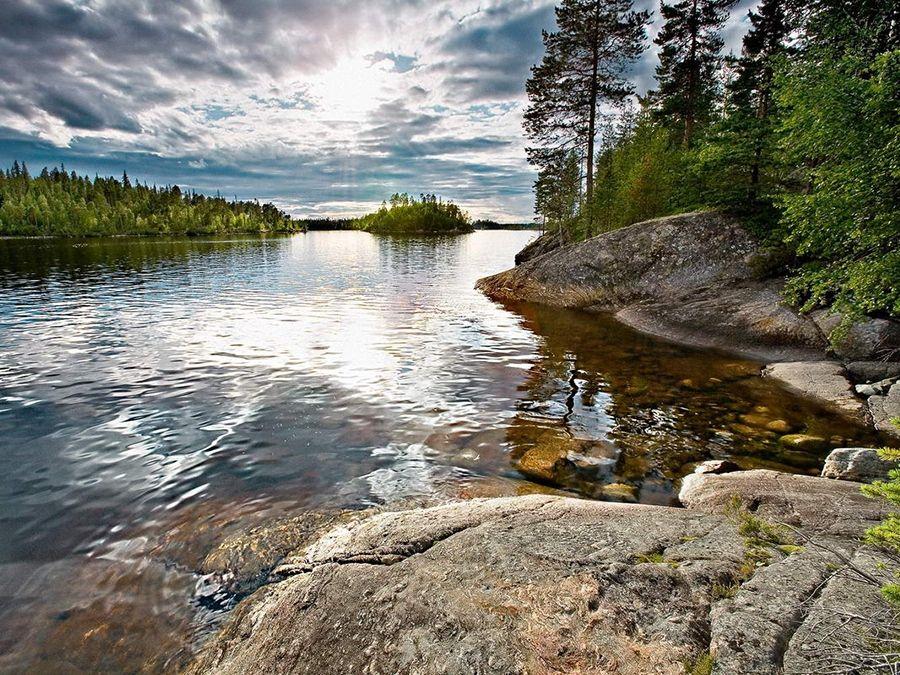 Фотография Национального парка Калевальский в Карелии
