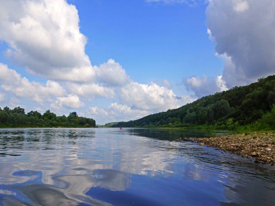 Фото красивой природы Калужской области