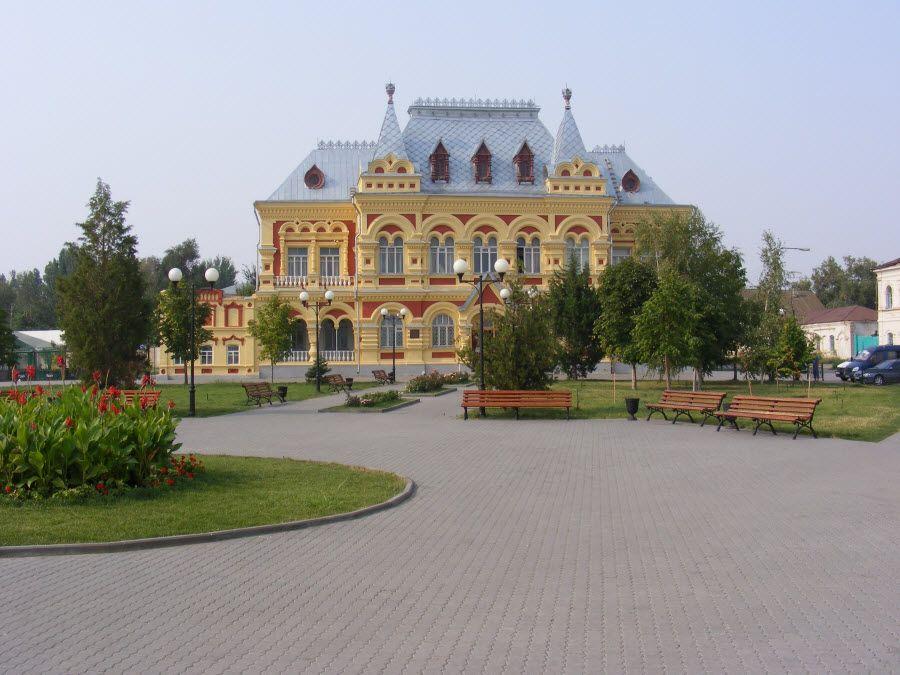 Камышинский краеведческий музей фото