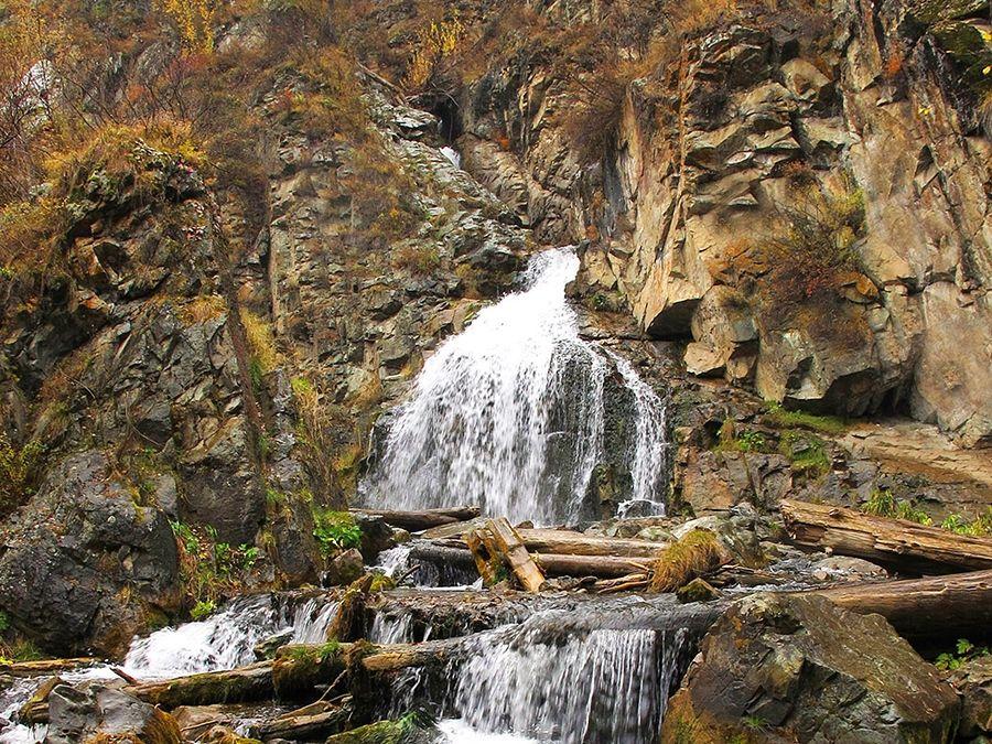Фотография Камышлинского водопада