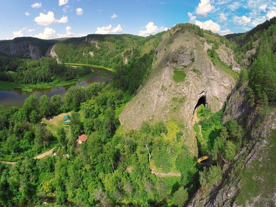 Фотография Каповой пещеры