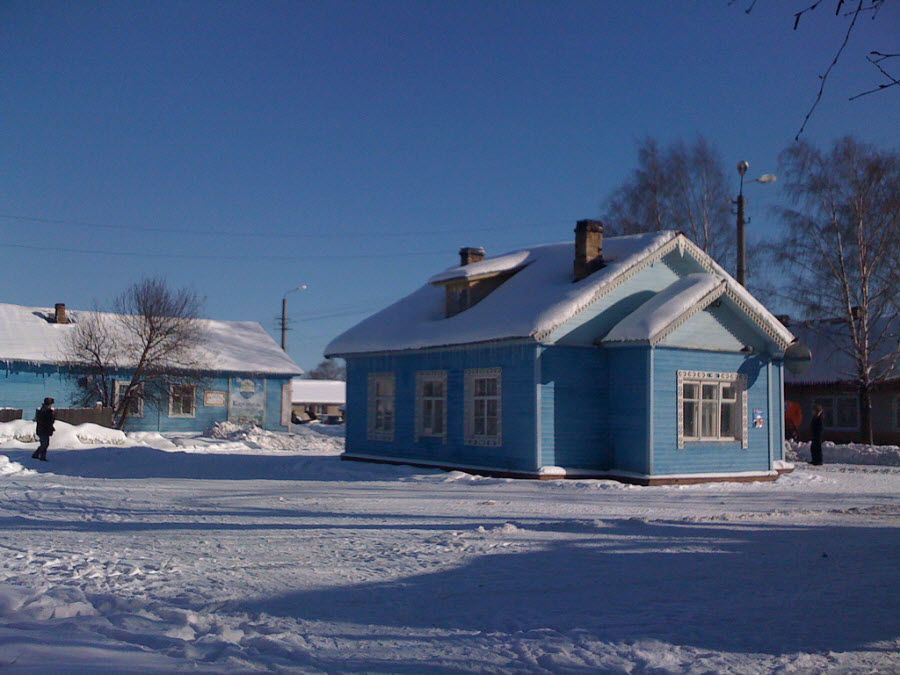 Фото архитектуры Каргополя Архангельской области