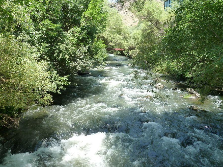 Фото реки Касах в Аштараке Армения