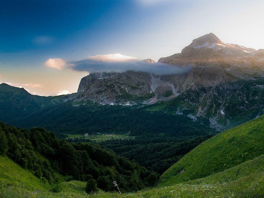 Кавказский природный биосферный заповедник фото в Адыгее