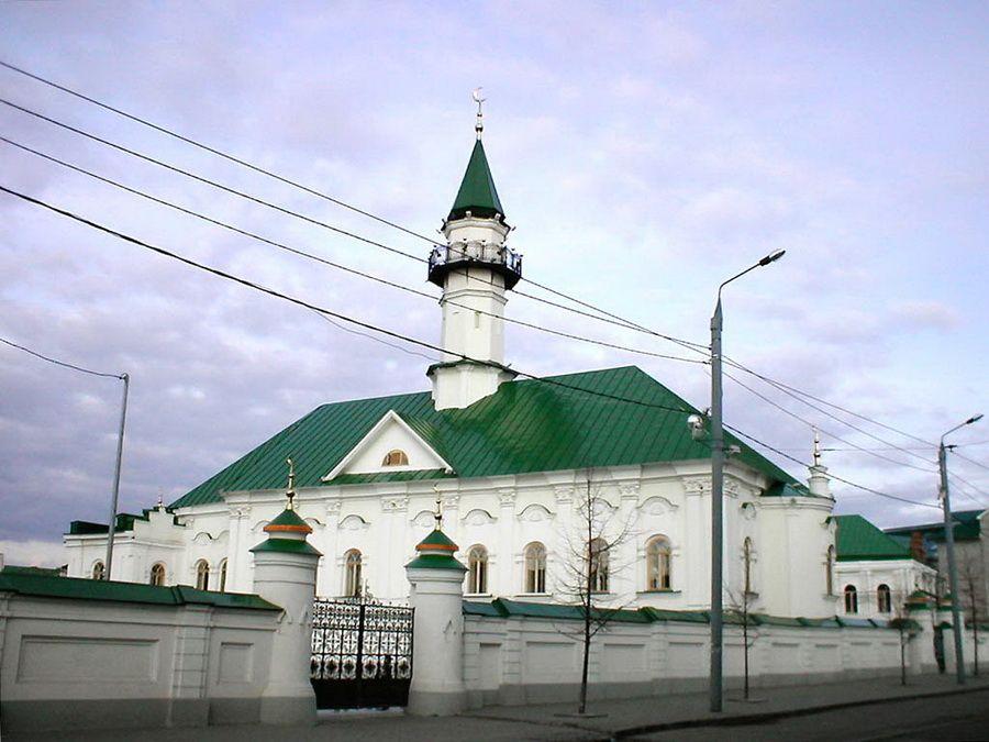 Мечеть аль-Марджани фото Казани