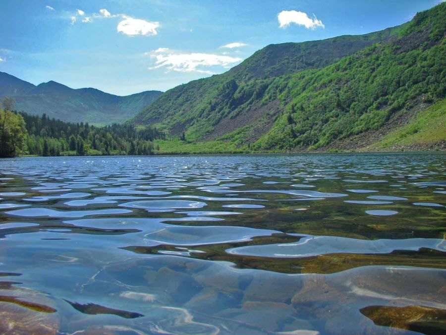 Фото Удивительная природа Кемеровской области
