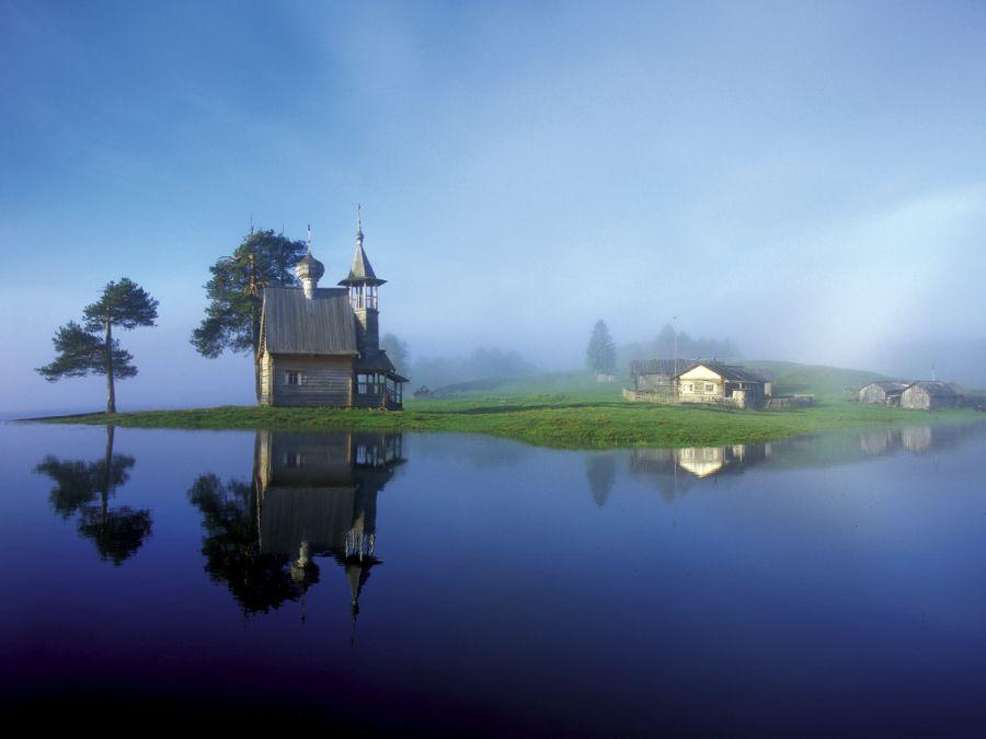Кенозерский национальный парк фото