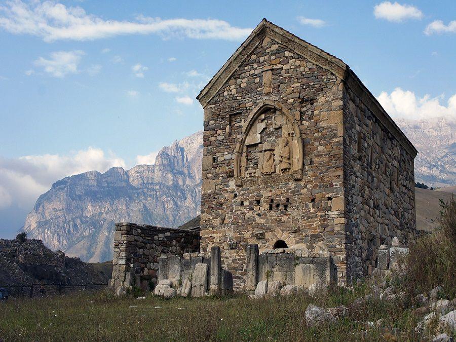 Фотография храма Тхаба-Ерды