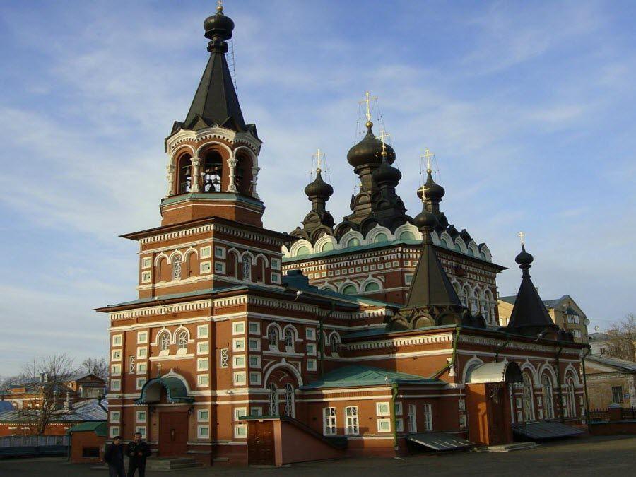 Фото невероятного храма в Кирове