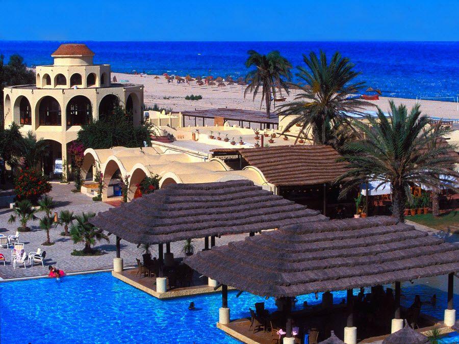 Фото крепости Корба в Тунисе