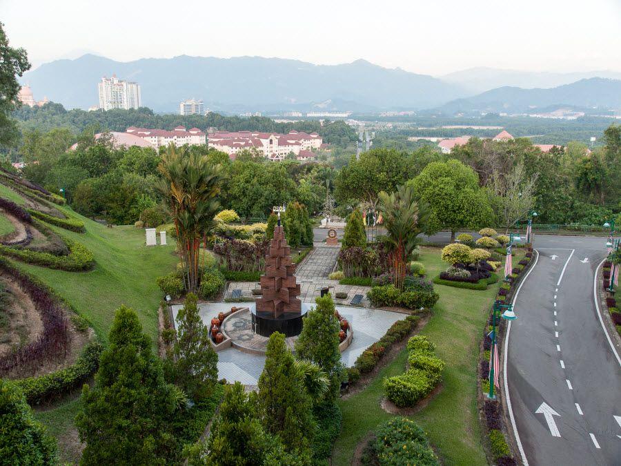 Фото парка Кинабалу в Сабахе