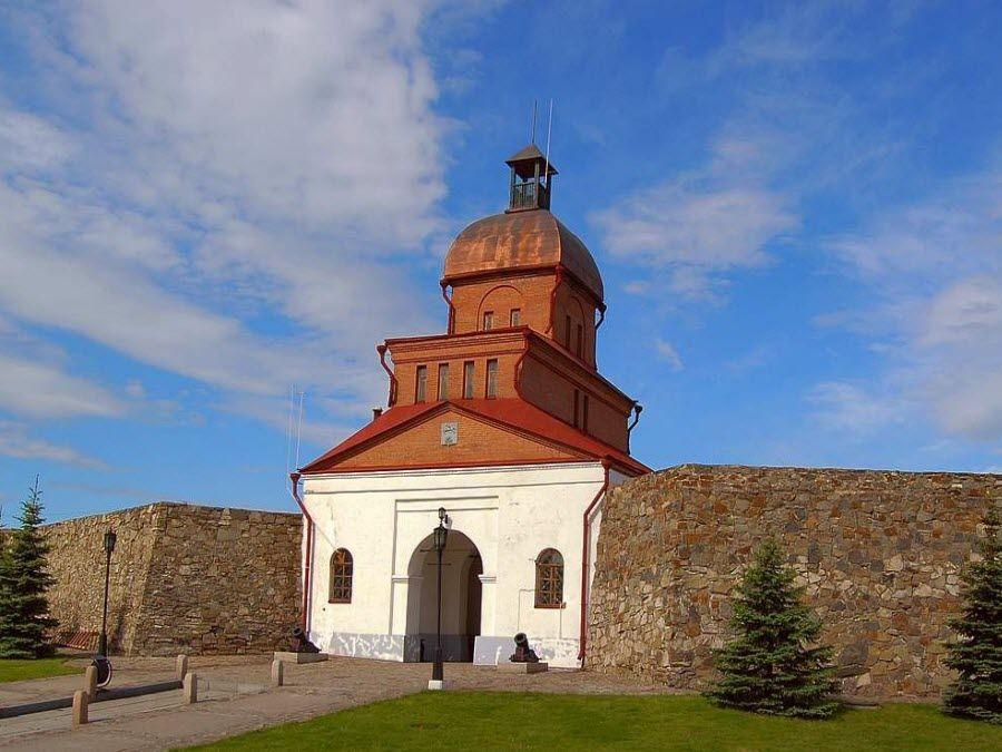 Кузнецкая крепость фото