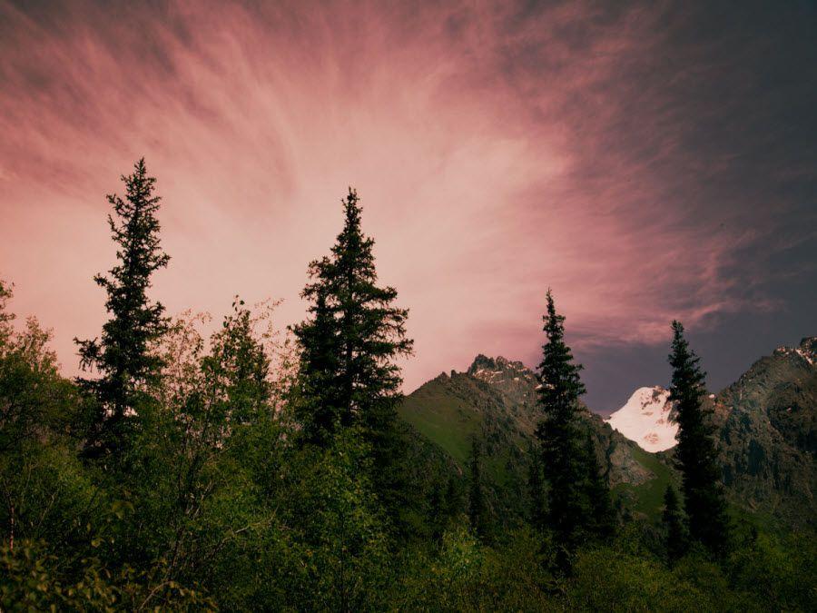 Удивительная природа Киргизии фото