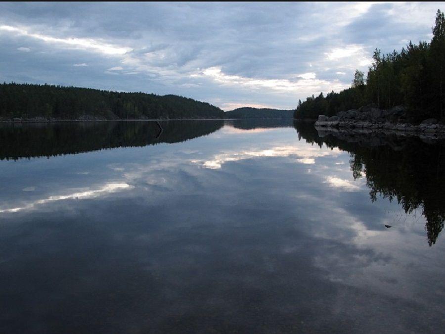 Потрясающая природа Финляндии фото
