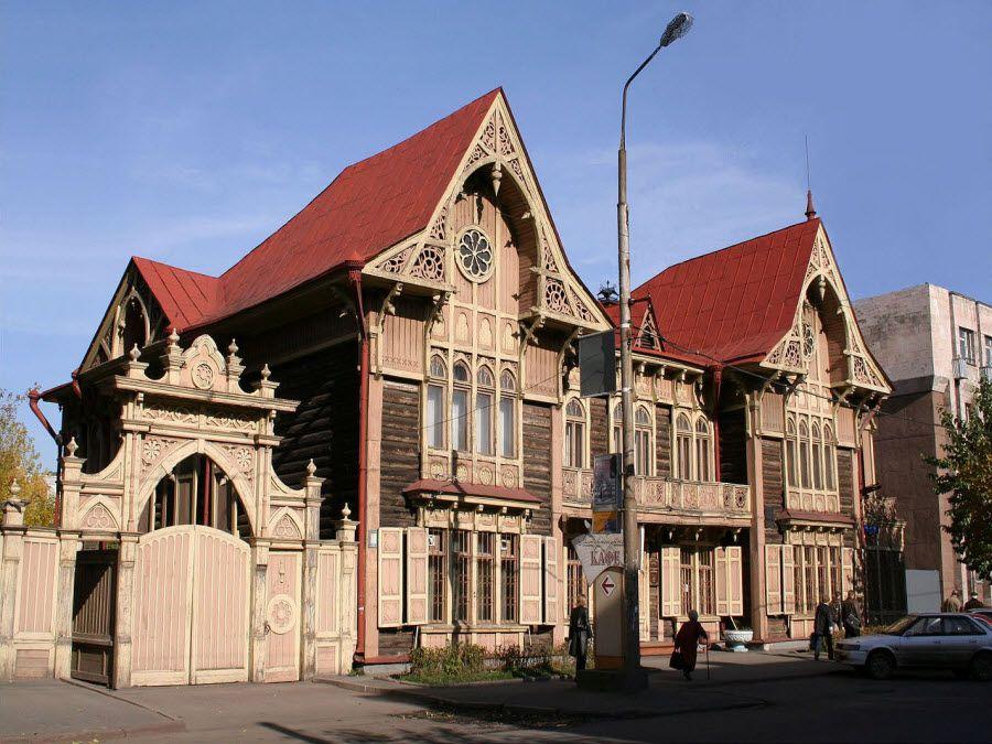 Литературный музей имени В.П. Астафьева фото