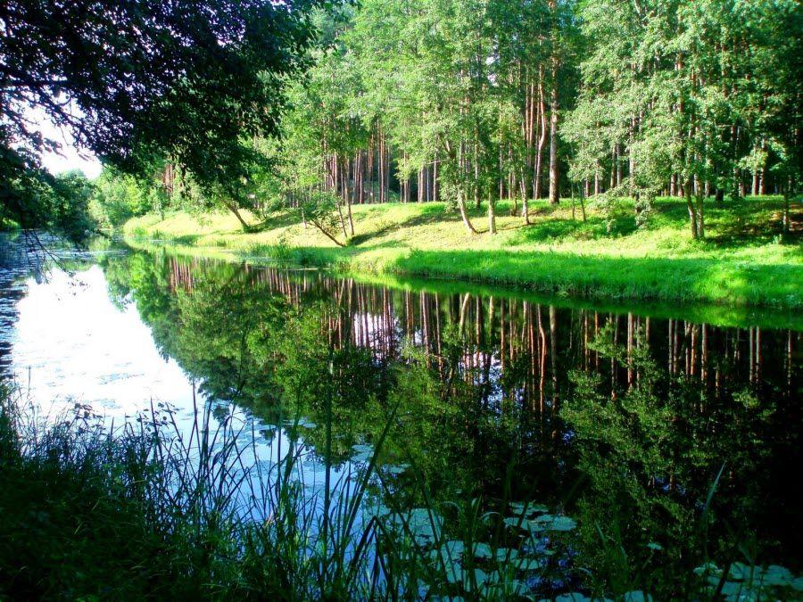 Невероятные пейзажи Литвы фото