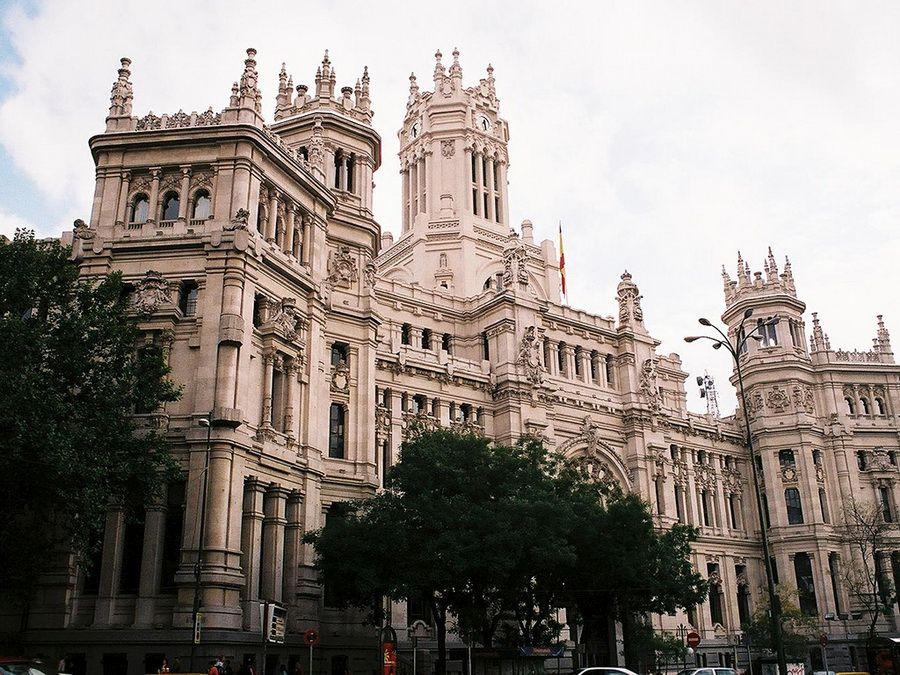 Мадрид фотография