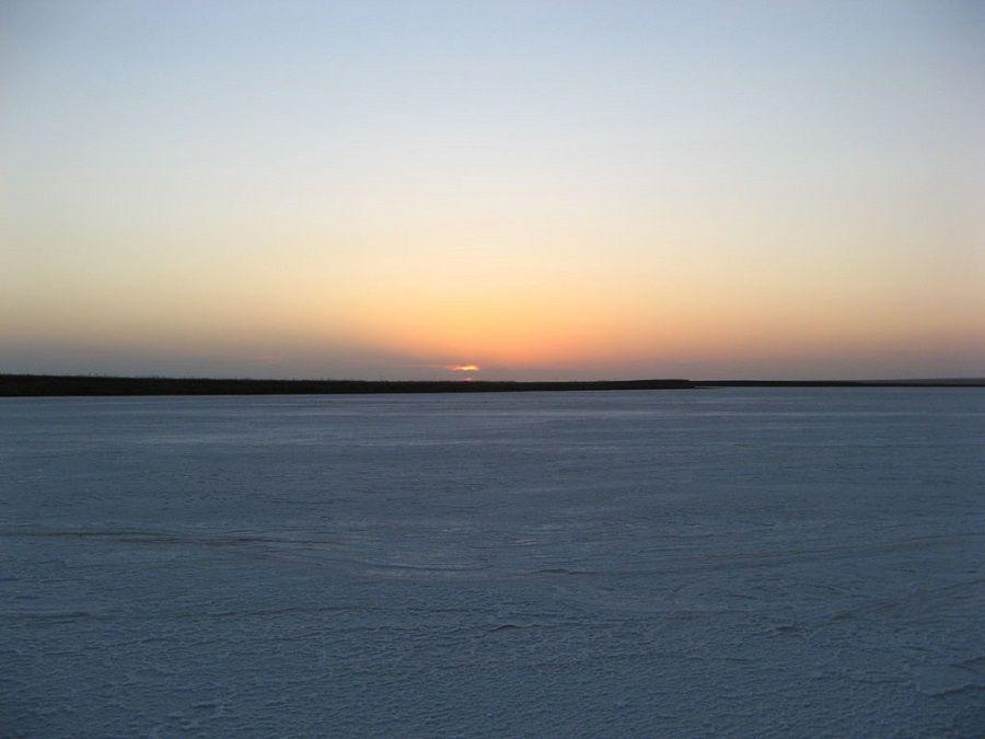 Фотография Малого Яшалтинского озера