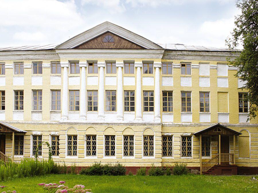 Усадьба Алексеевское в Ивановской области фото